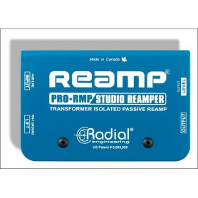 RADIAL ProRMP Reamp Box