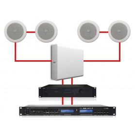 APART Sistema Audio 4.1-- 280 Watt