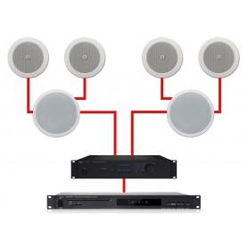 APART Impianto Audio ad Incasso 4.2 280W