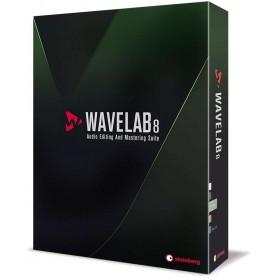 Steinberg WaveLab 8 Educational