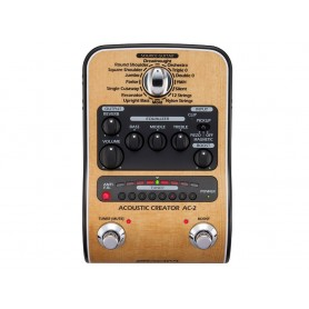 ZOOM AC2 Acoustic Creator