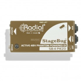 RADIAL SB-4 StageBug Piezo