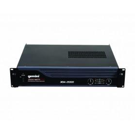 GEMINI XGA-2000 2x 125 Watt
