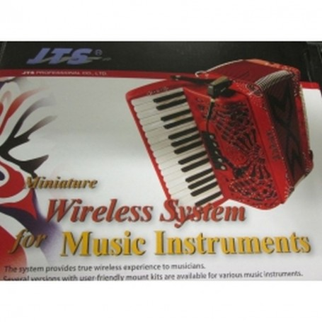JTS UR816D / UT16 per Fisarmonica e strumenti a Jack