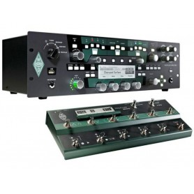 KEMPER Profiling Amplifier Power Rack + Remote Control