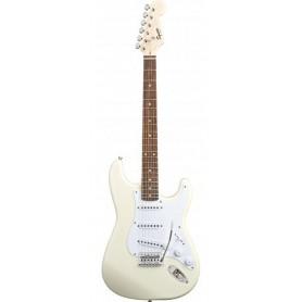 FENDER Squier Bullet Stratocaster Tremolo LRL Arctic White