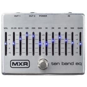 MXR 10 Band Graphic EQ - M108S