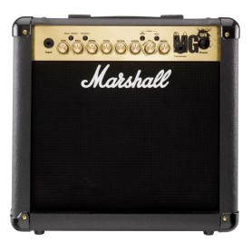MARSHALL MG15FX MG Gold