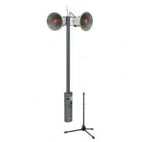 PROEL PAProx2 con due radiomicrofoni