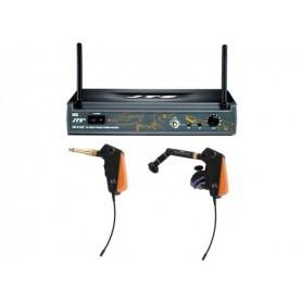 JTS UR816D Radiomicrofono per Chitarra e Fiati
