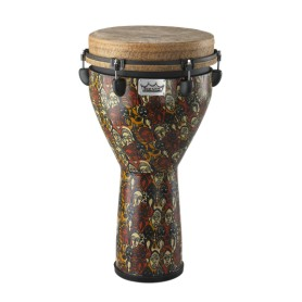 REMO MONDO™ DJEMBE DRUM - MULTI-MASK, 12""