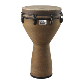 REMO MONDO™ DJEMBE DRUM - EARTH, 14""