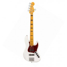 FENDER AM ULTRA Jazz Bass V MN Arctic Pearl