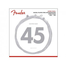 FENDER Corde Per Basso 7250M 045/105