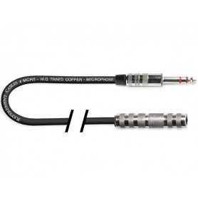 REFEREMENT MCR5 BK Microphone Cable 2mt