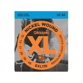 D'ADDARIO EXL110 Regular Light 010/046