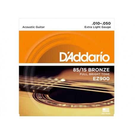 D'ADDARIO EZ900 American Bronze 010/050