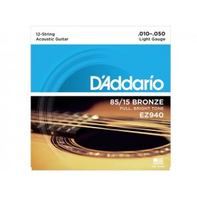 D'ADDARIO EZ940 American Bronze 010/050