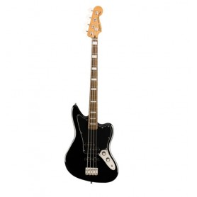 FENDER Squier Classic Vibe Jaguar Bass LRL Black