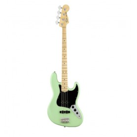FENDER American Performer Jazz Bass MN Satin Surf Green