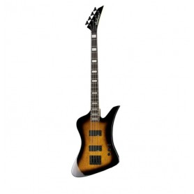 JACKSON JS2 Kelly Bird Bass AHTobacco Burst