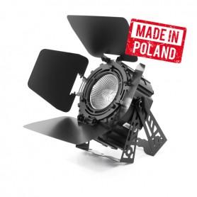 MONACOR FPC250CTW LED PAR 64 250W 5in1 COB WHITE 2000+9000K