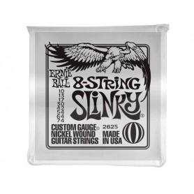 ERNIE BALL 2625 8-String Slinky 010-072