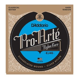 D'ADDARIO EJ46 Pro-Arté Nylon Hard Tension