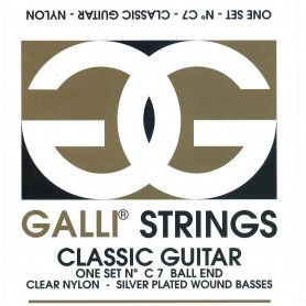 GALLI C7 CLASSICA BALL END NORMAL TENSION