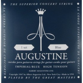 AUGUSTINE IMPERIAL BLUE CLASSIC HIGH TENSION