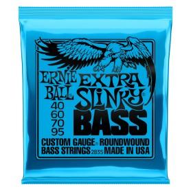 ERNIE BALL 2835 Extra Slinky NICKEL WOUND 040-095