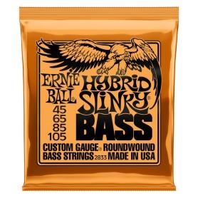 ERNIE BALL 2833 Hybrid Slinky Bass NICKEL WOUND 045-105