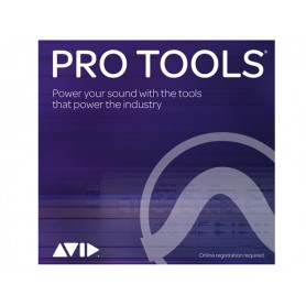 AVID Pro Tools Perpetual Licence - Educational Institutional