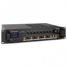 POWER DYNAMICS PDV 120-120Watt/100V 4 zone Bluetooth/FM/USB/MP3