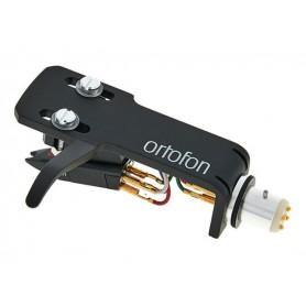 ORTOFON OM PRO S on SH4 Black Headshell