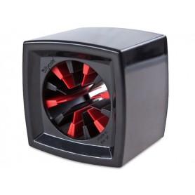 RYCOTE 107301 Portalogo Universale Quadrato Black