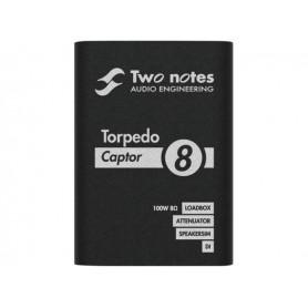 TWO NOTES Torpedo Captor 8