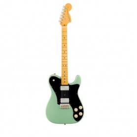 FENDER American Professional II Telecaster Deluxe MN Mystic Surf Green