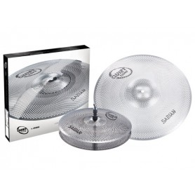 SABIAN QTPC501 Quiet Tone Low Volume Cymbals Set