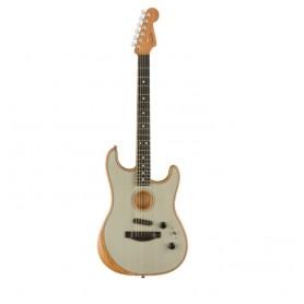 FENDER Acoustasonic Stratocaster Transparent Sonic Blue
