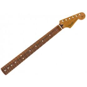 FENDER Roasted Maple Stratocaster Neck Pao Ferro 21 Narrow Tall Frets