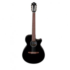IBANEZ AEG50N BKH Black High Gloss