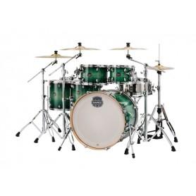 MAPEX Ar628sfefg Armory Studioease Fast Extra Deep Bass 6 Pezzi Emerald Burst