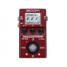 ZOOM MS60B MultiStomp