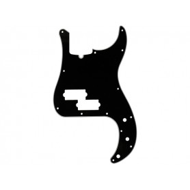 FENDER Pickguard Standard Precision Bass Black