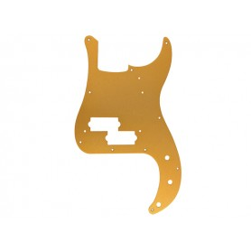 FENDER Pickguard Precision Bass 57 Gold