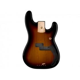 FENDER Standard Series Precision Bass Alder Body Brown Sunburst