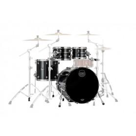 MAPEX Se529xmpb Saturn Evolution Maple Rock 4 Pezzi Piano Black