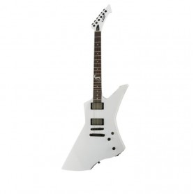 ESP LTD Snakebyte James Hetfield Snow White