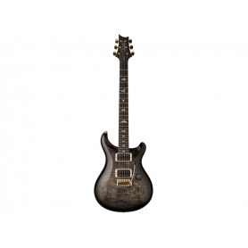PRS Custom 24 Pattern Thin Charcoal Burst